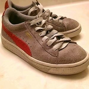Youth puma kinder fit 10.5